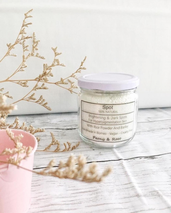 Peony & Root Face Mask