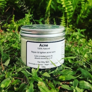 ACNE Powdered Face Mask