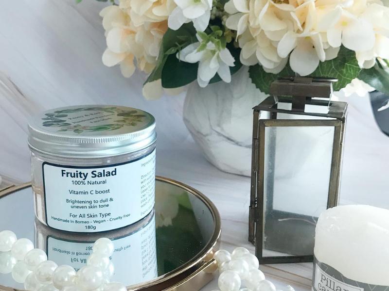 纯天然 -Fruity Salad Mask
